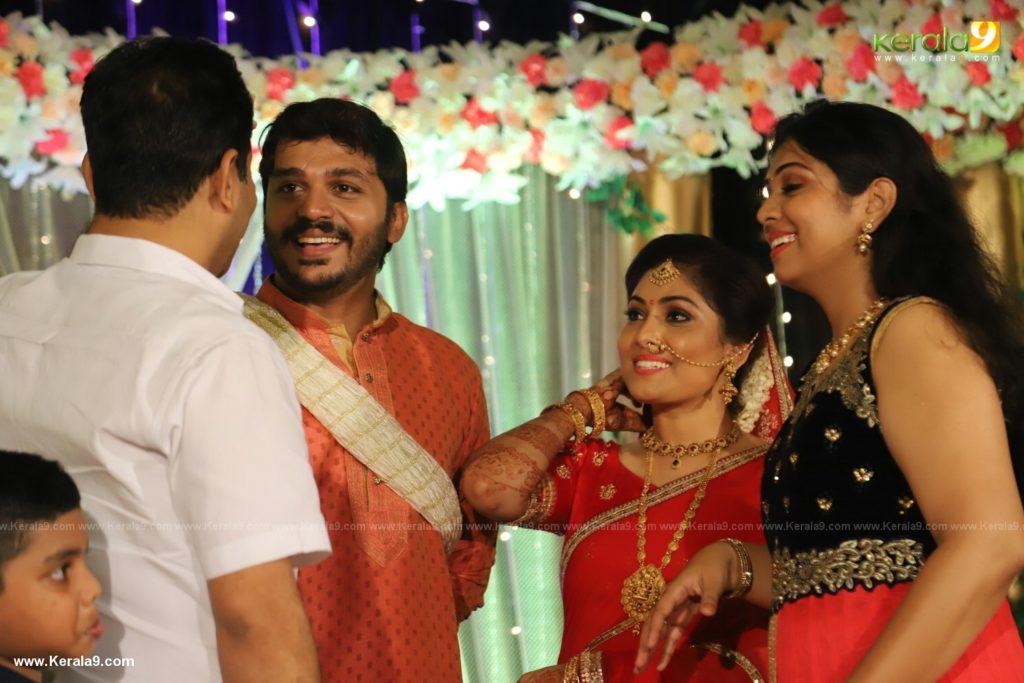 Anjali Nair Brother Ajay Wedding Reception photos 080
