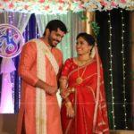 Anjali Nair Brother Ajay Wedding Reception photos 082