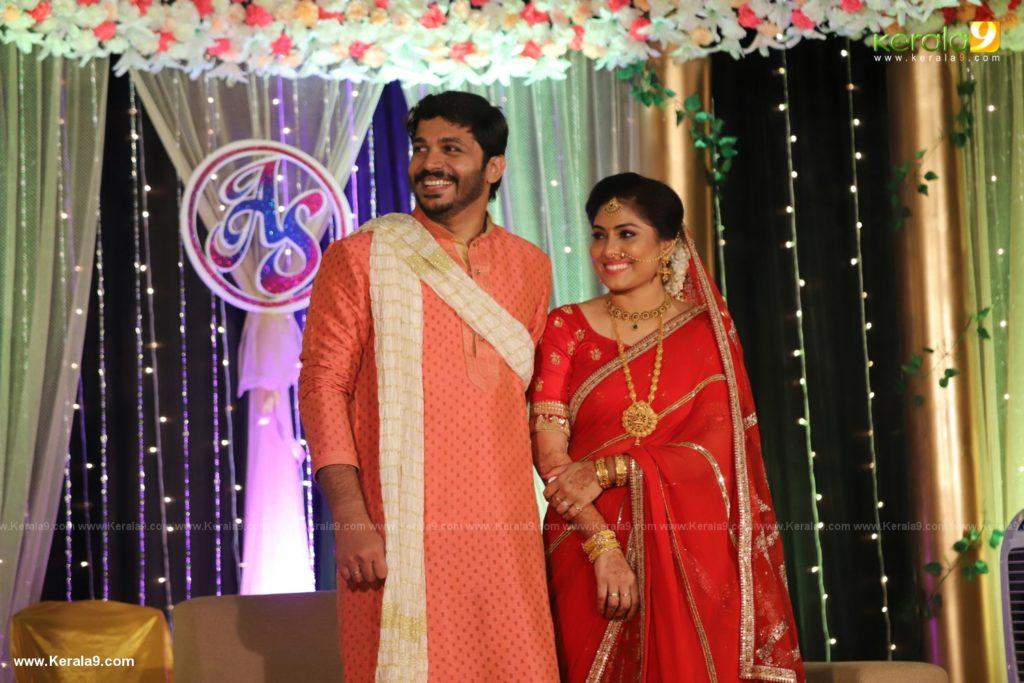 Anjali Nair Brother Ajay Wedding Reception photos 083