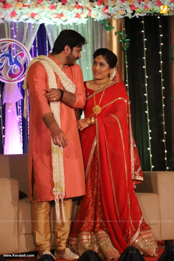 Anjali Nair Brother Ajay Wedding Reception photos 084