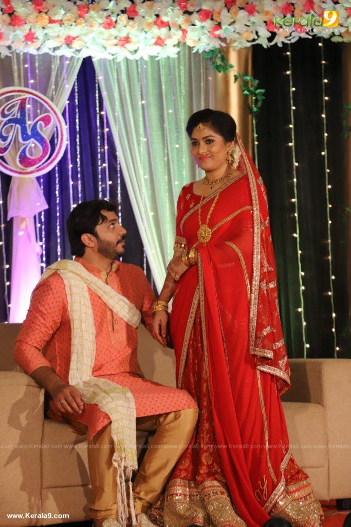 Anjali Nair Brother Ajay Wedding Reception photos 085