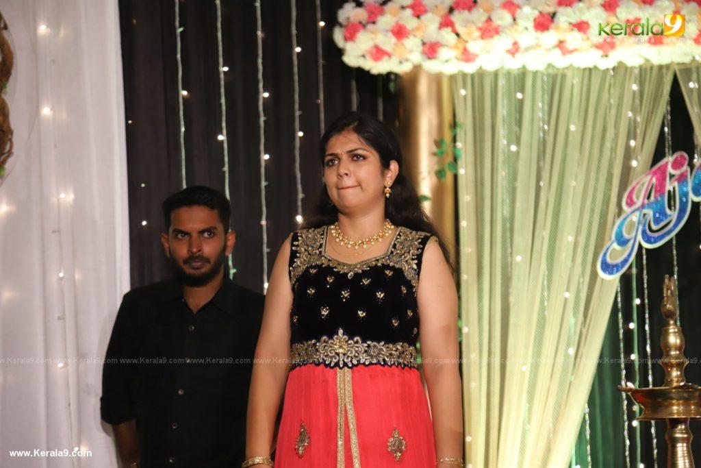 Anjali Nair Brother Ajay Wedding Reception photos 088
