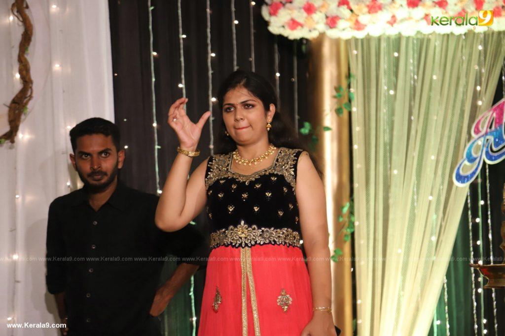 Anjali Nair Brother Ajay Wedding Reception photos 089