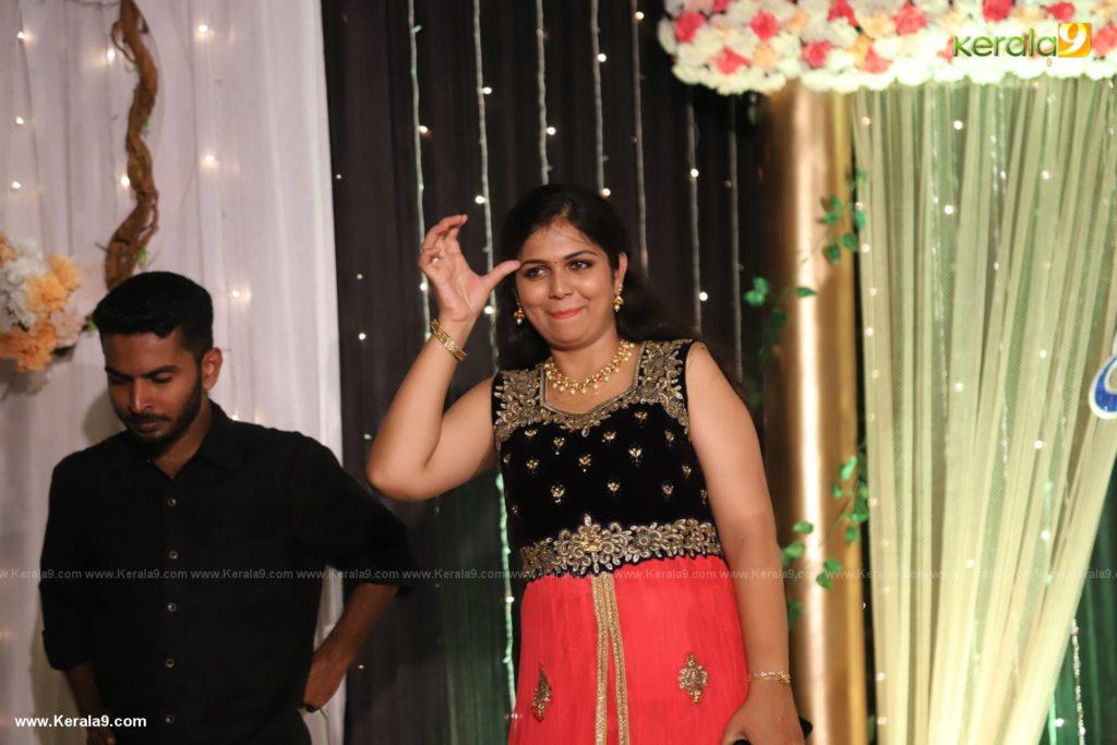 Anjali Nair Brother Ajay Wedding Reception photos 090