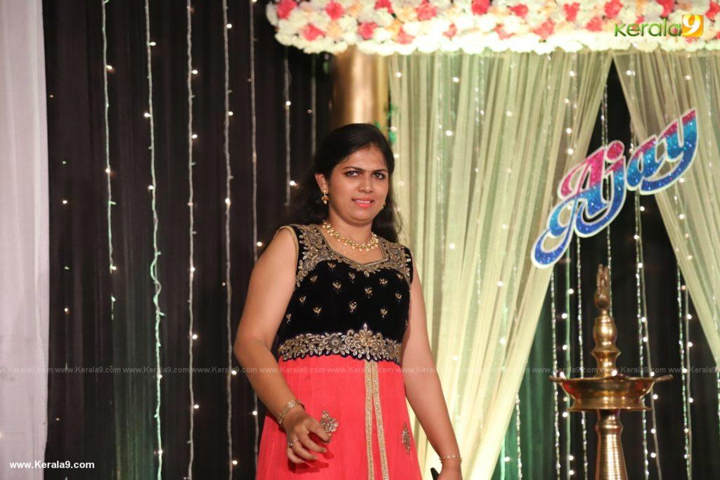 Anjali Nair Brother Ajay Wedding Reception photos 092