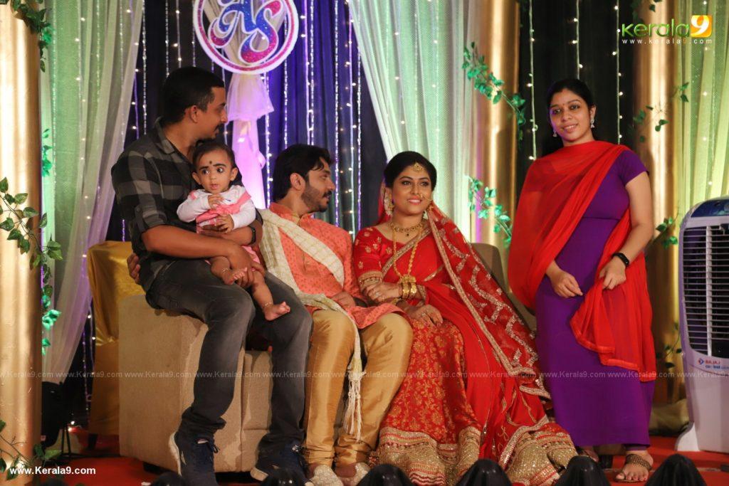 Anjali Nair Brother Ajay Wedding Reception photos 093