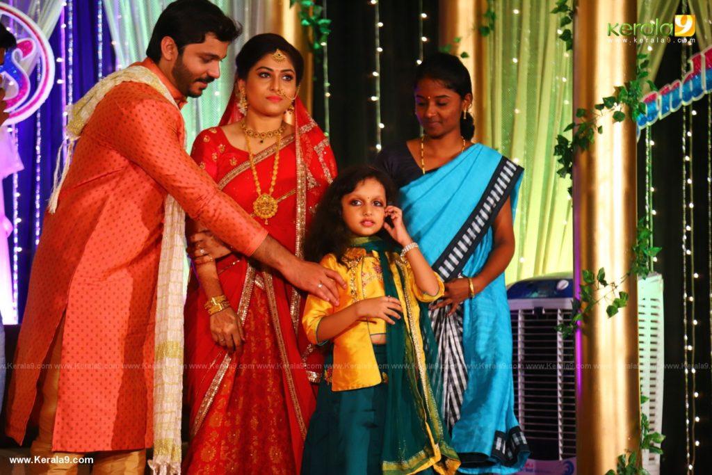 Anjali Nair Brother Ajay Wedding Reception photos 094