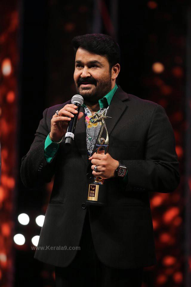 Mohanlal at siima awards 2019 photos 039