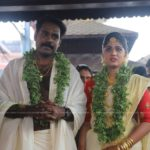 Senthil Krishna Rajamani Marriage Photos 120