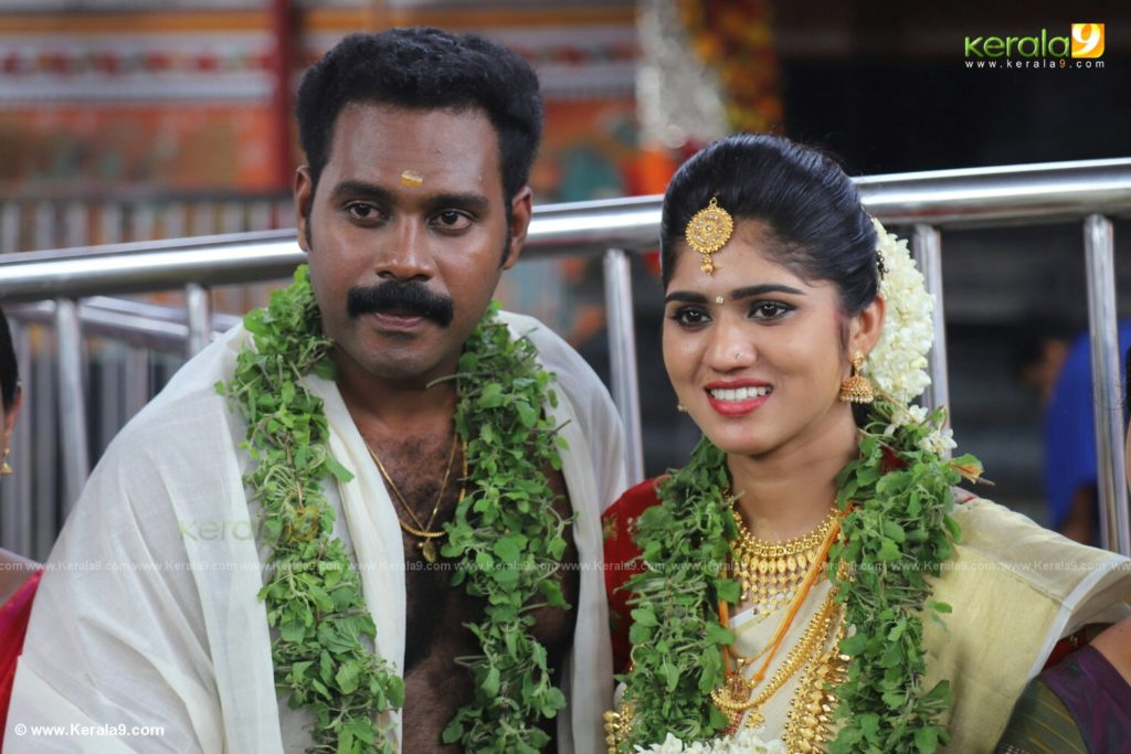 Senthil Krishna Rajamani Marriage Photos 168