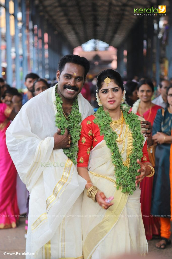 Senthil Krishna Rajamani Marriage Photos 203