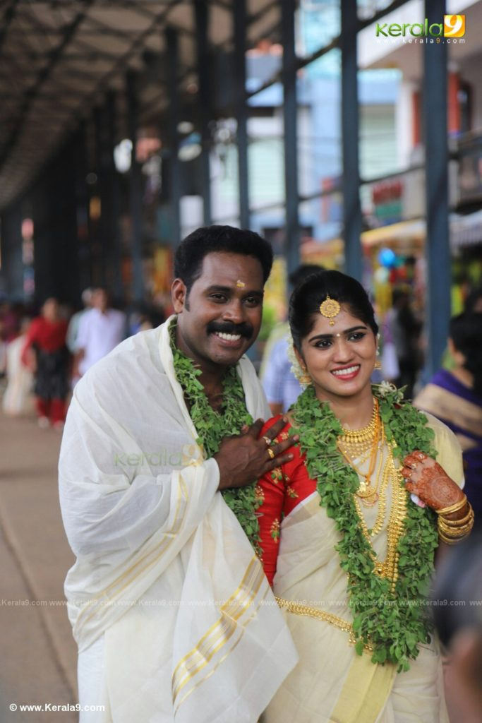 Senthil Krishna Rajamani Marriage Photos 206