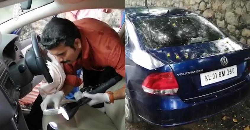 Shriram Venkitaraman accident