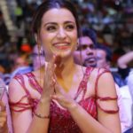 Trisha Krishnan at siima awards 2019 photos 063