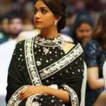 keerthy suresh at siima film awards 2019 pictures 001
