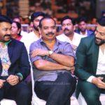 mohanlal and prithviraj at siima awards 2019 photos 083