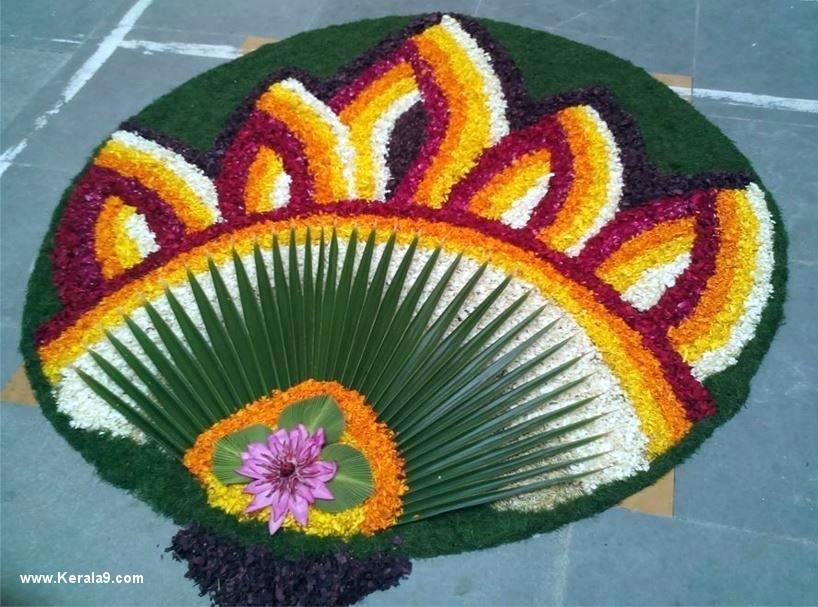 onam pookalam latest designs 09394 1