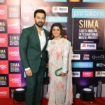 prithviraj and wife at siima awards 2019 photos 054