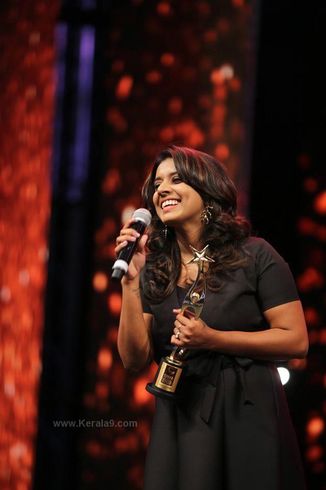 singer sithara at siima awards 2019 photos 033