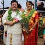 anoop chandran marriage photos 001