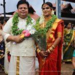 anoop chandran marriage photos 002