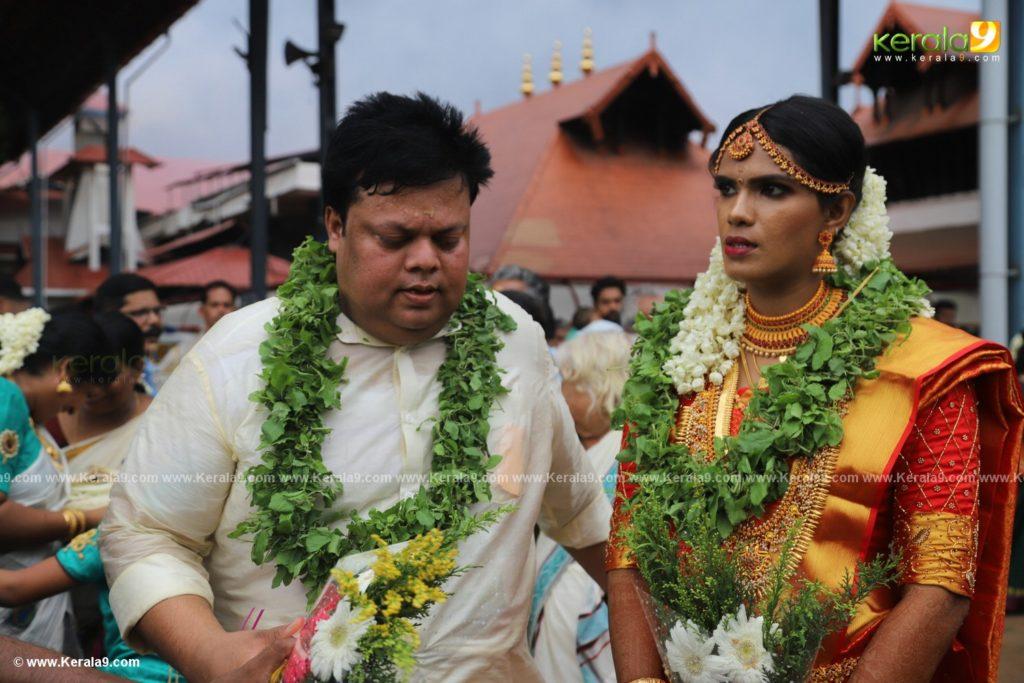 anoop chandran marriage photos 007