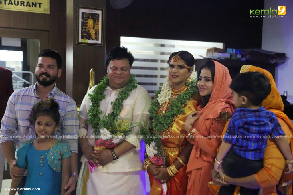 anoop chandran marriage photos 012