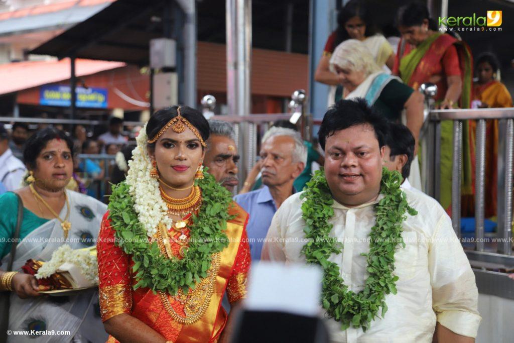 anoop chandran marriage photos 020