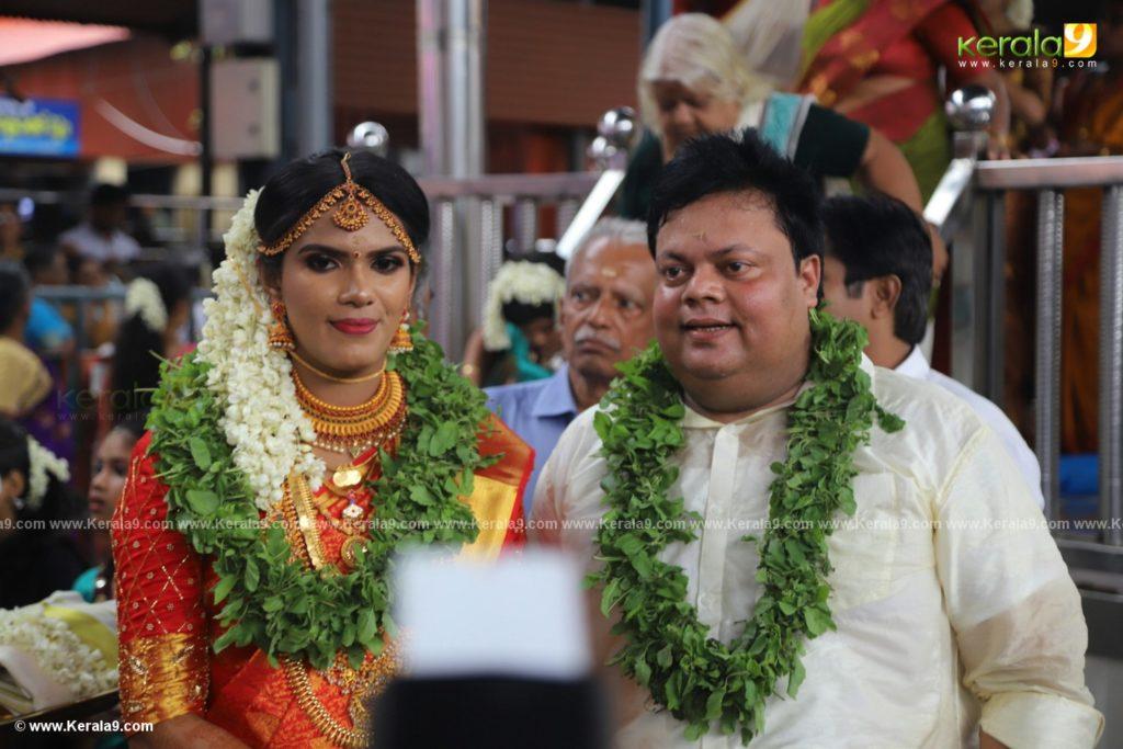 anoop chandran marriage photos 025