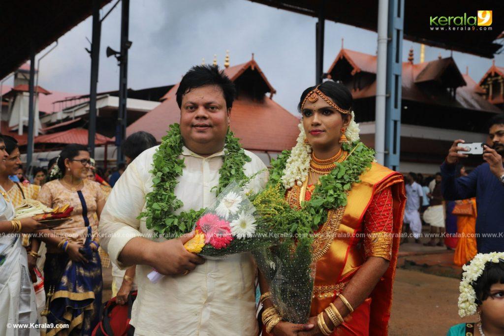 anoop chandran marriage photos 030