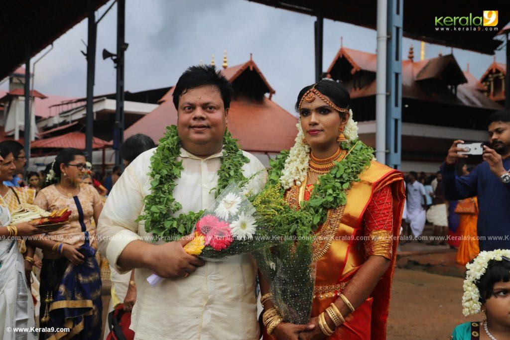 anoop chandran marriage photos 031