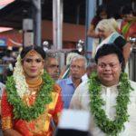 anoop chandran wife lakshmi photos
