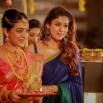 nayanthara in love action drama photos