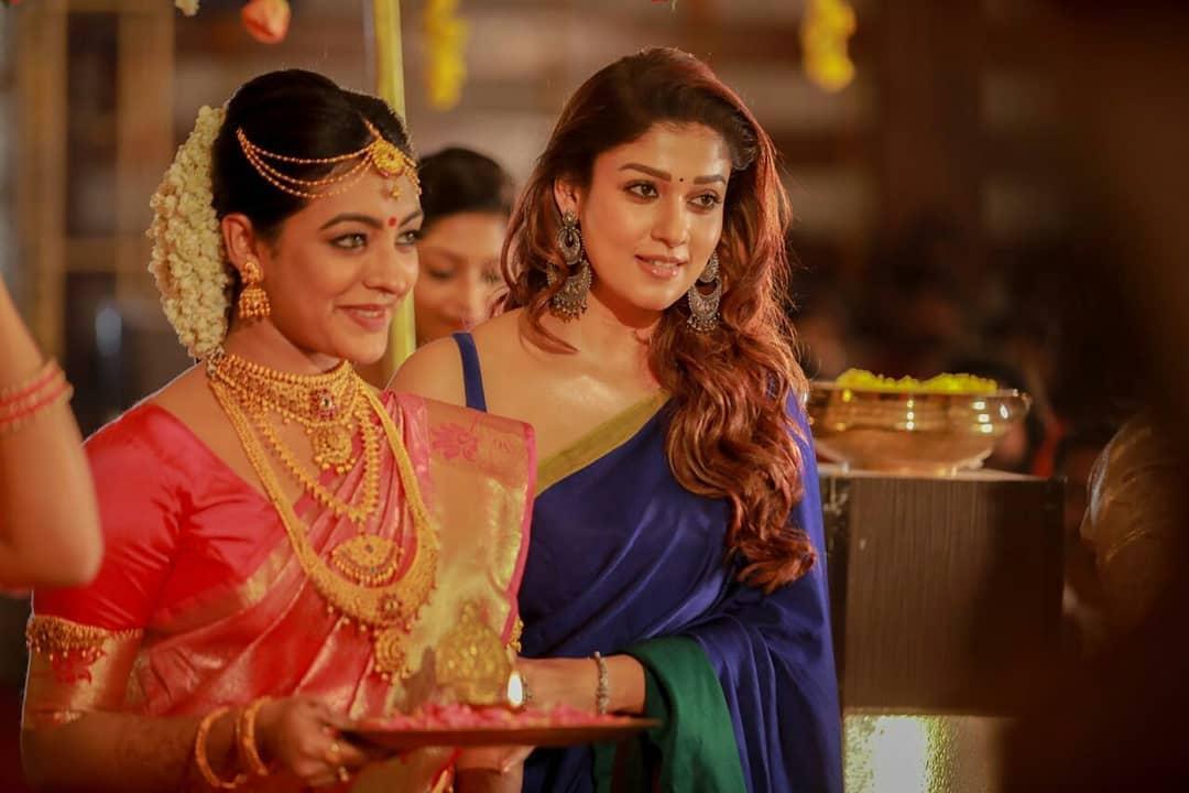 nayanthara in love action drama photos - Kerala9.com