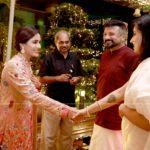 Samyukta Menon at Kalyan Navaratri Pooja 2019 Photos 020