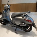 bajaj chetak electric scooter orginal images 008