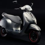 bajaj chetak electric scooter photos 1