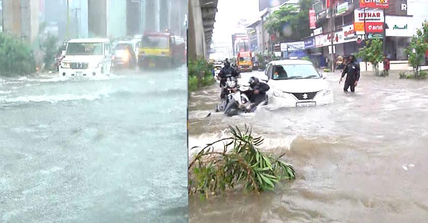 kerala rain new update