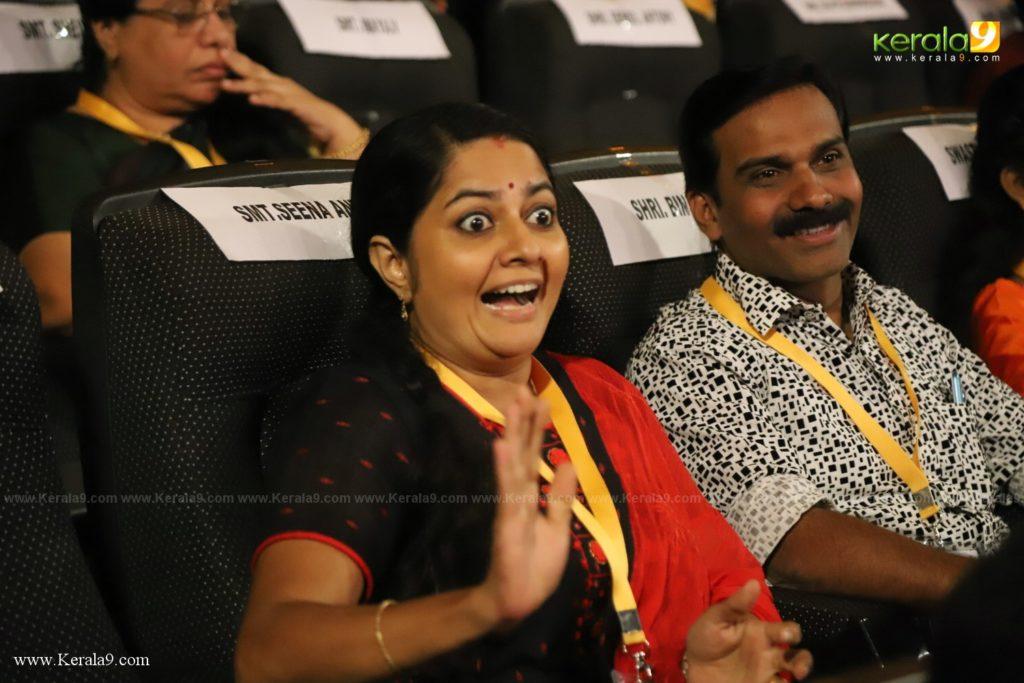 Kerala State Television Awards 2019 Photos 017
