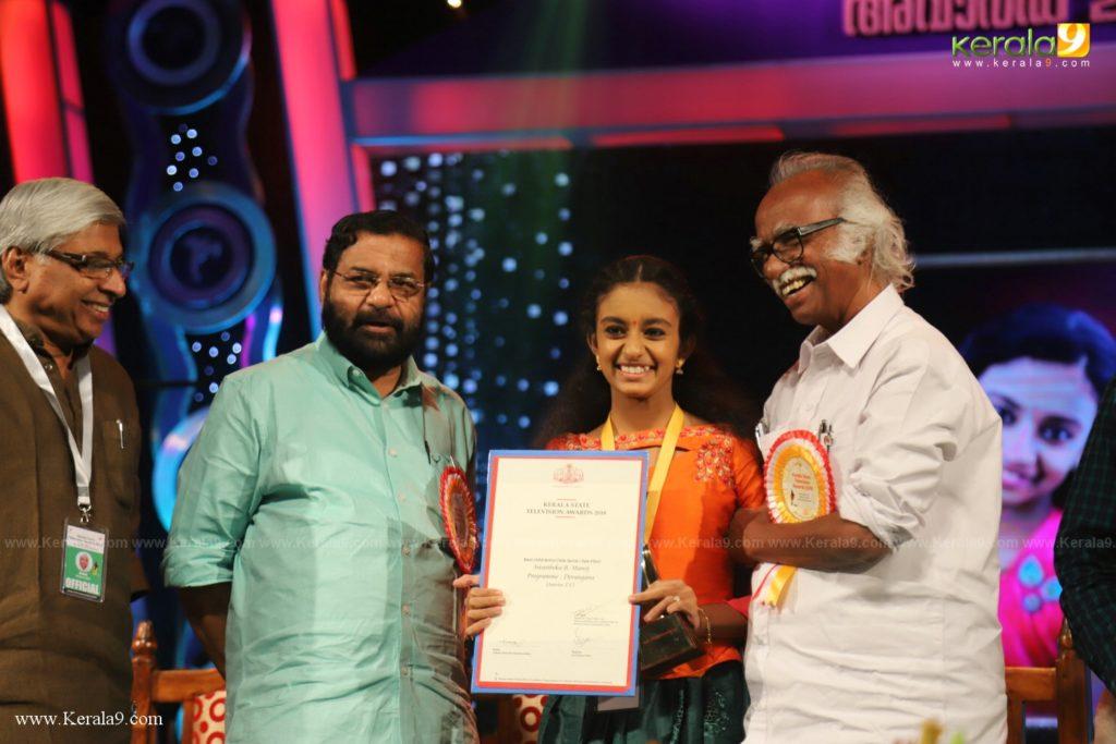 Kerala State Television Awards 2019 Photos 089