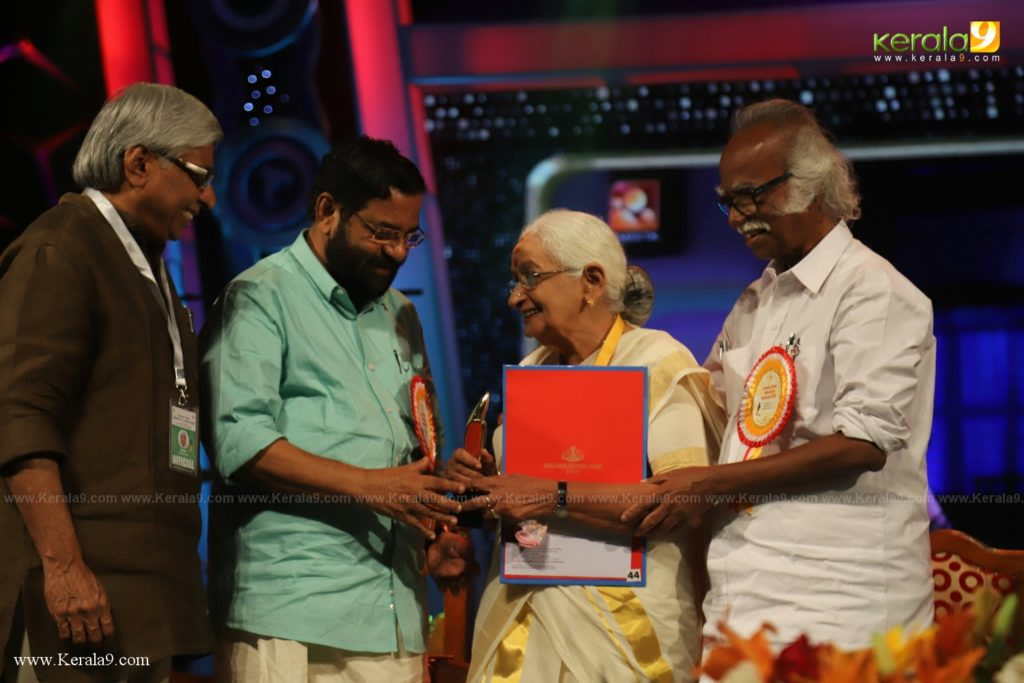Kerala State Television Awards 2019 Photos 092