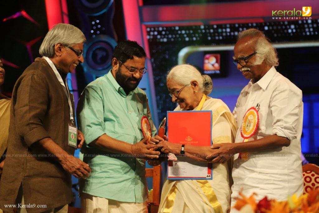 Kerala State Television Awards 2019 Photos 093