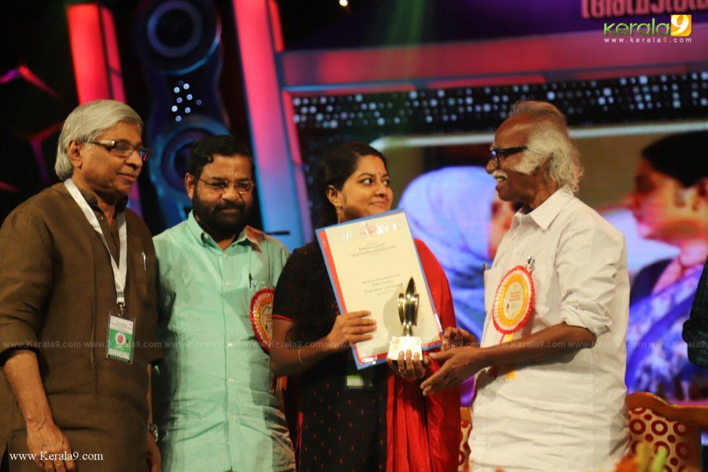 Kerala State Television Awards 2019 Photos 096