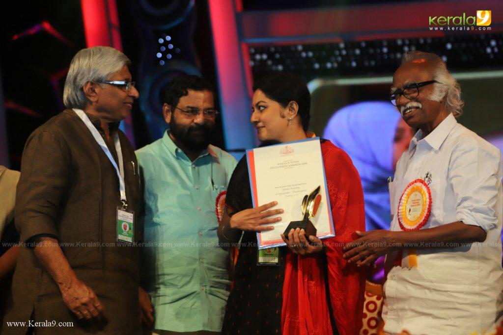 Kerala State Television Awards 2019 Photos 099