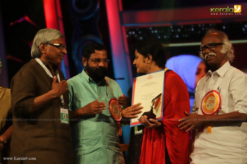 Kerala State Television Awards 2019 Photos 100