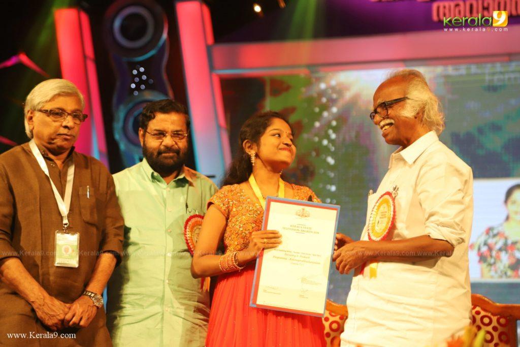 Kerala State Television Awards 2019 Photos 109