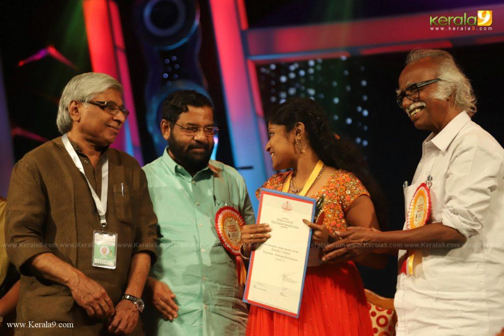 Kerala State Television Awards 2019 Photos 112