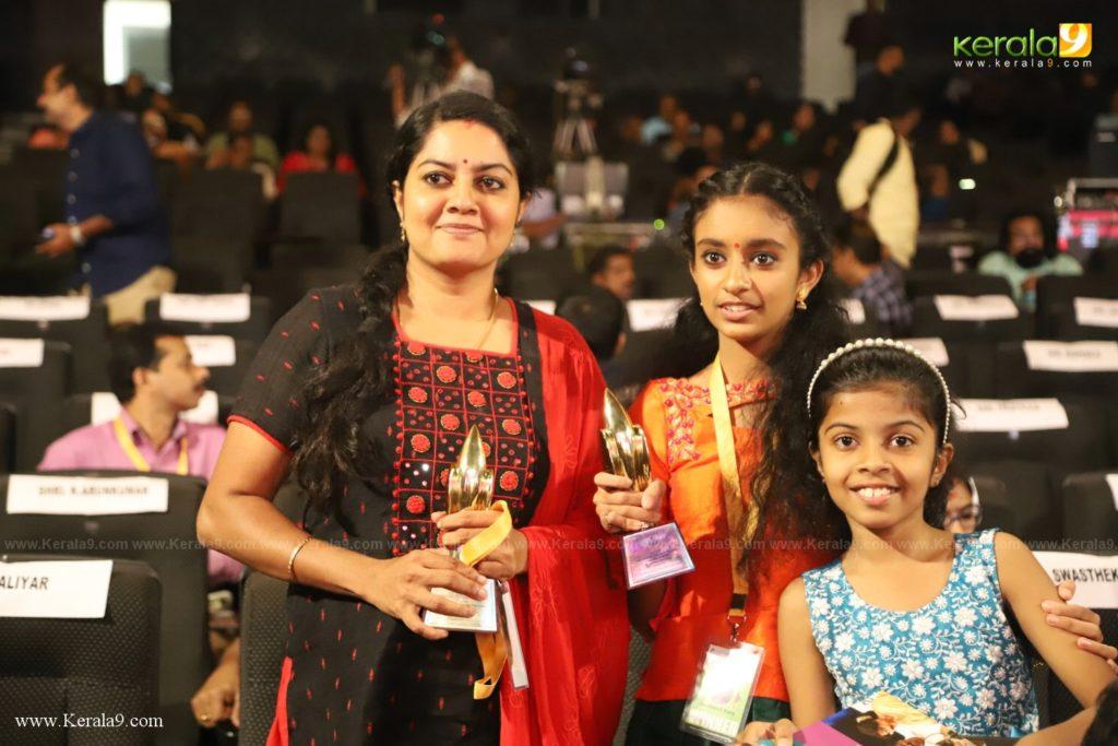 Seena Antony at Kerala State Television Awards 2019 Photos 163