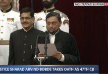 Sharad Aravind Bobde