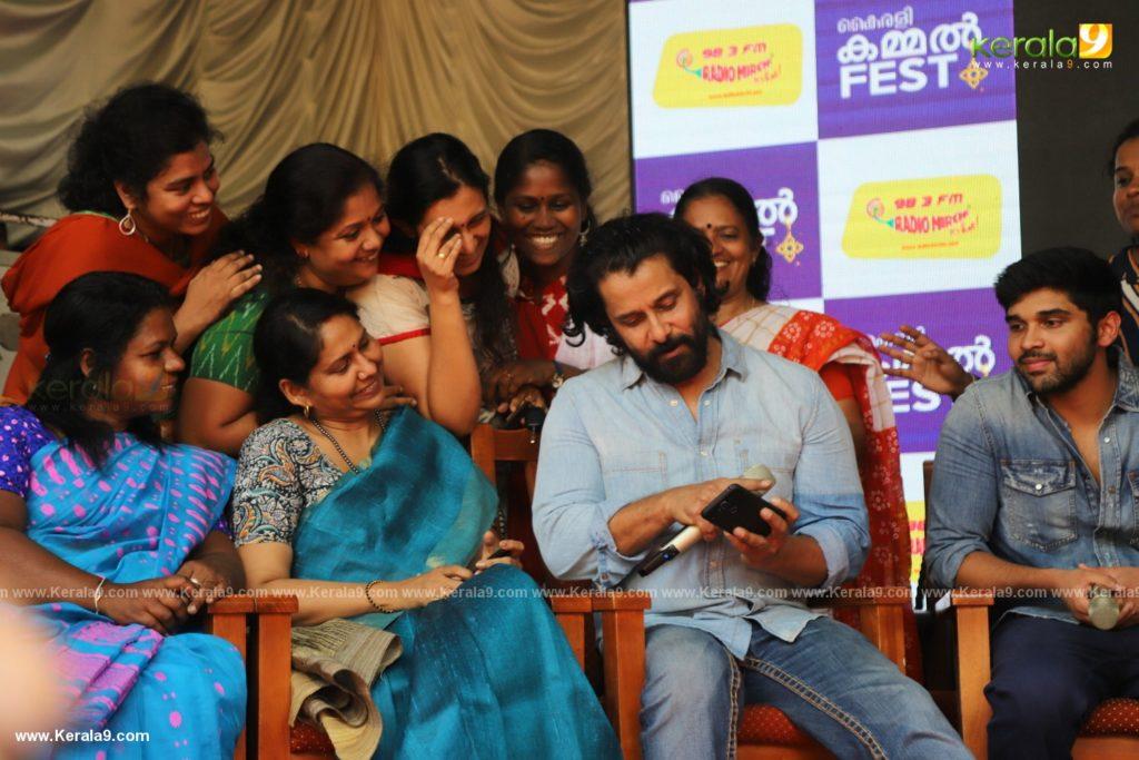 Vikram Son Dhruv at Womens College Thiruvananthapuram photos 045